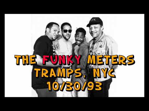 The Funky Meters at Tramps, NYC 10/30/93