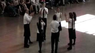 Tír Eóghain Ceili Dancers - The Sweets of May