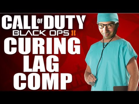 Black Ops 2 - Lag Compensation, Is There A Cure?