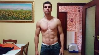 Body transformation Freeletics Calisthenics - Italian Free Athlete 2018