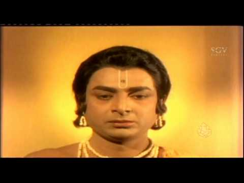 Shani Mahadev Had A Awesome Power Kannada Scenes | Bhaktha Kumbara Kannada Movie