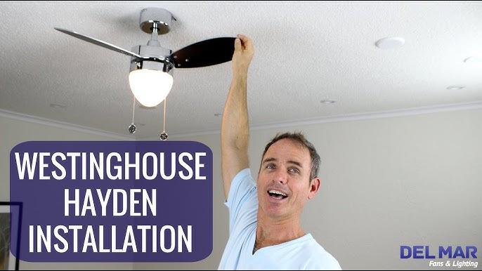 Fanimation Odyn Ceiling Fan Youtube