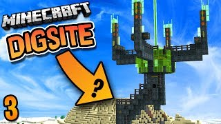 Minecraft: DigSite Modded Survival Ep. 3 - Squid Station