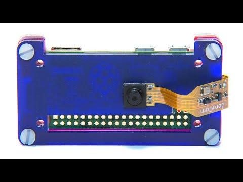 Raspberry Pi Zero W Surveillance Camera