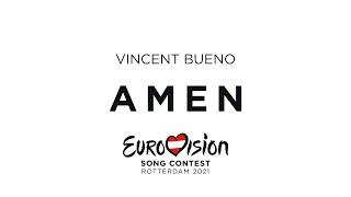 Vincent Bueno - Amen (Eurovision 2021 Austria)