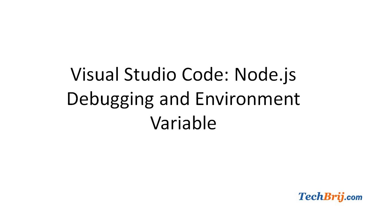 Visual Studio Code: Setting Environment Variable for Tasks