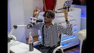 #LIVE: WASAFI FM # BLOCK 89 - EXCLUSIVE INTERVIEW NA DIAMOND PLATNUMZ (23/04/2019)