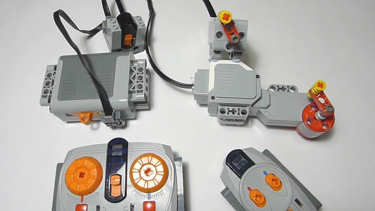lego power functions ir receiver controlling ev3 l motor. Black Bedroom Furniture Sets. Home Design Ideas