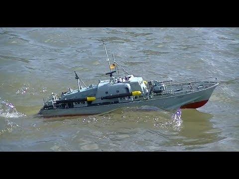 魚雷艇ボスパー2 - YouTube
