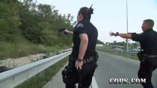 Running in Traffic, Show 2710, COPS TV SHOW