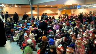 Sinterklaas op school 161