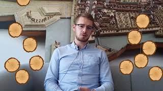 Alexandre Barths, alternant à la Direction Ingénierie Territoriale Partenaires