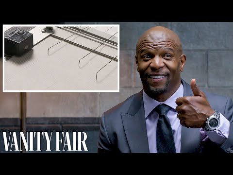 Terry Crews Takes a Lie Detector Test | Vanity Fair