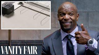 Terry Crews Takes a Lie Detector Test | Vanity Fair