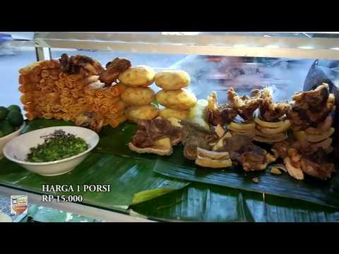 MAKNYUS BANGETT !!! SOTO MIE BOGOR PAKE BABAT !!! BANYAK ISINYA   BOGOR STREET FOOD #BikinNgiler