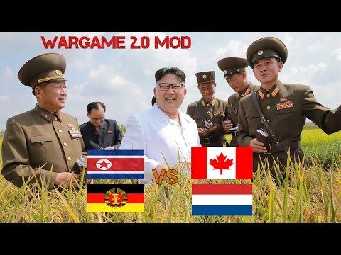 Wargame Red Dragon 2.0 MOD Обзор+Бой с Ml_Alexandr