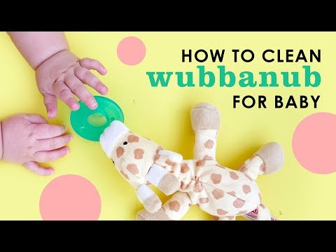 How To Clean A WubbaNub