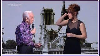 Charles Aznavour et Zaz   -  'J'aime Paris au mois de Mai'
