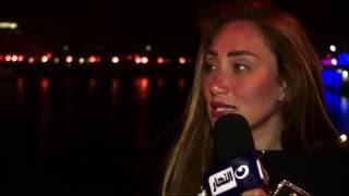 الإعلامية الأجرأ في مصر والوطن العربي ريهام سعيد  في برنامج صبايا الخير من الأثنين للأربعاء 10 مساء