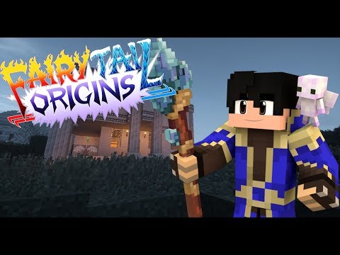 FAIRYTAIL ORIGINS Ep13  -TEST OF GOOD AND EVIL-  (Minecraft Survival Roleplay)