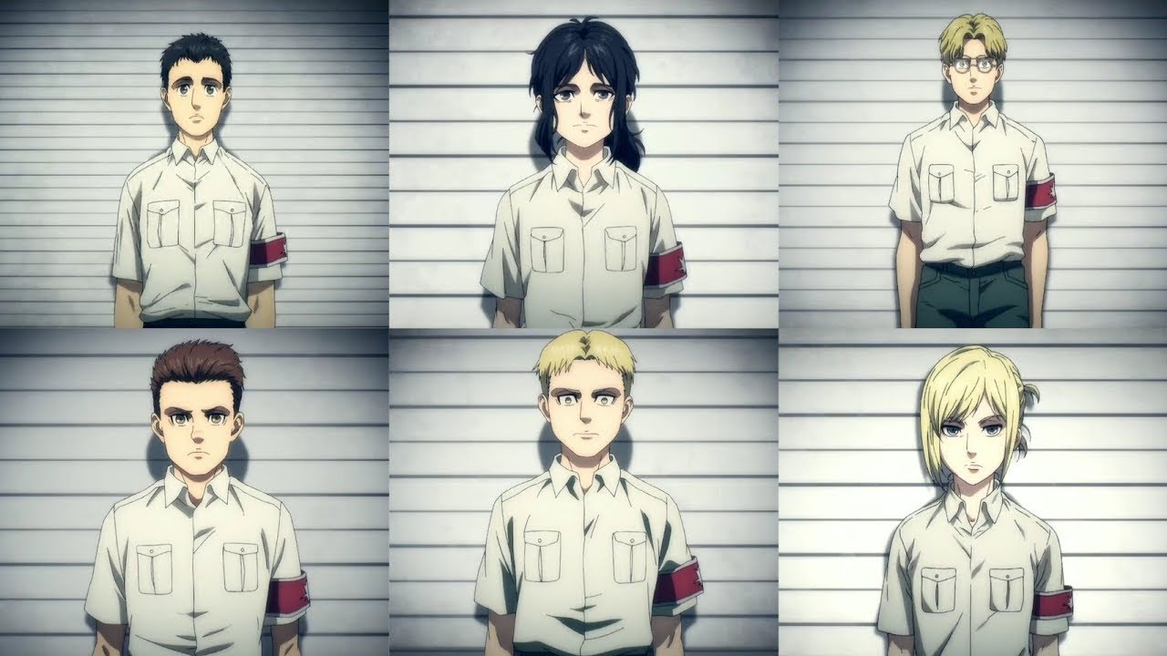 Download All Marley Titans Revealed English Dubbed! Attack On Titan Season 4 Episode 3 English Dubbed