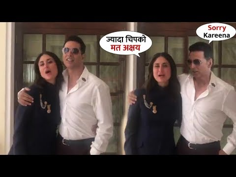 Akshay Kumar & Kareena Kapoor Most R0MANTIC Moments During Good Newwz Promotion | Loveble Moments