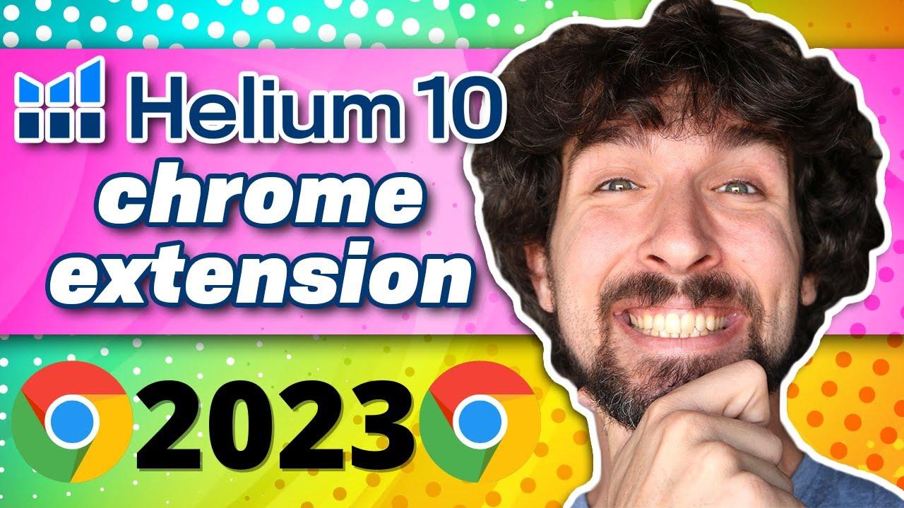 helium 10 xray