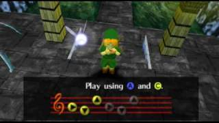 "Legend of Zelda Ocarina of Time Walkthrough 03 (1/5) ""Sun"