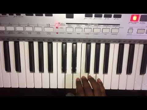 Sampige Marada Hasirele Naduve | Upasane Kannada Movie Song | Keyboard/Harmonium