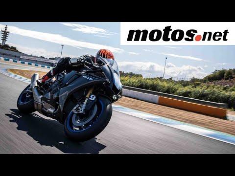 Yamaha YZF-R1/ M | Presentación/ Primera prueba / Test / Review en español