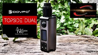 Topside Dual by Dovpo/TVC - 200W Squonk Mod