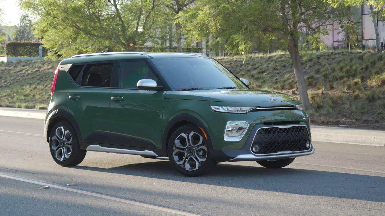 2020 Kia Soul X Line Video Reveal Youtube