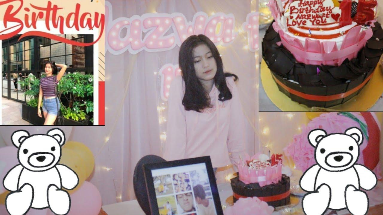 Special Ulang Tahun di Surprise Pacar Sampe Nangis! | # ...