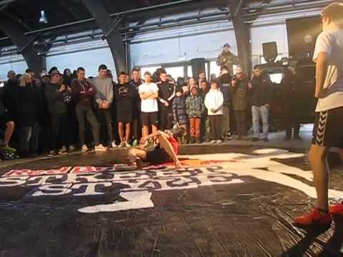 Red Bull Street Style Denmark 2013 - Simon vs. Munck | FINAL