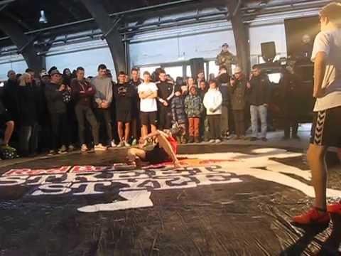 Red Bull Street Style Denmark 2013 - Simon vs. Munck | FINALE