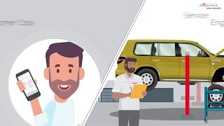 Nissan Connected Services  | Nissan Dubai