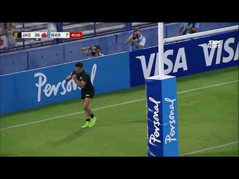 ROUND 4 HIGHLIGHTS: Jaguares v Waratahs - 2018