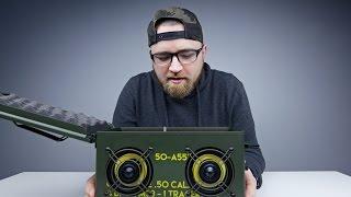 A Speaker In An Ammo Box?