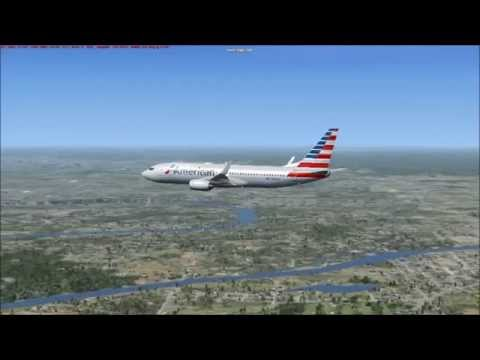 Fsx - Tds Boeing 737-800 American Airlines - YT