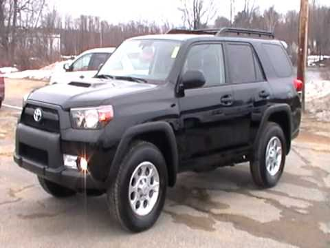 2011 toyota 4runner trail 4x4 34986 4 0 v6 back up camera. Black Bedroom Furniture Sets. Home Design Ideas