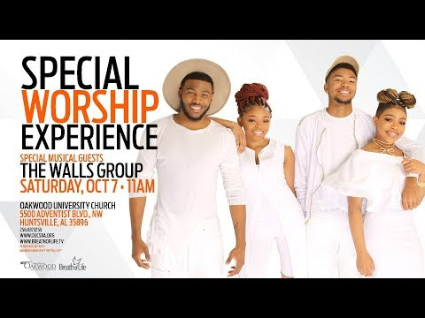 2017 OU Live! Sabbath Worship Experience   Speaker Dr. Carlton Byrd   Music by the Walls Group