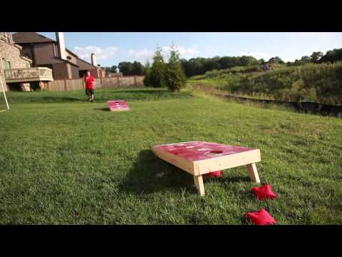How to Have a Better Cornhole Toss | Corn hole Bean Bags Tossing Tips