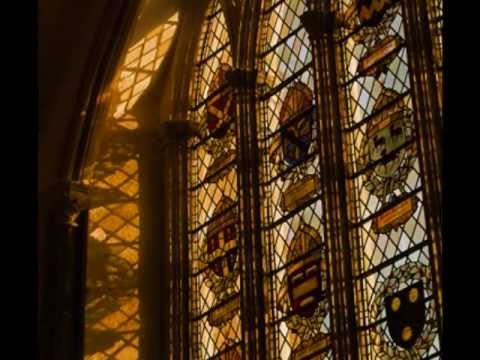 Peter Davey( Chichester Cathedral head chorister)-I Follow in Gladness(Bach)