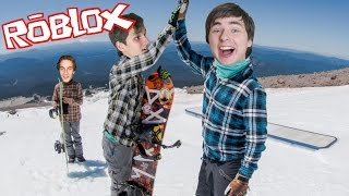 WINTER SPORT! - (Roblox ft. Ronald & Timo)