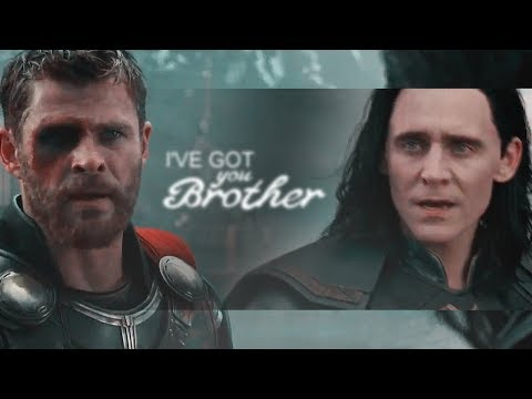 I've Got You, Brother | Thor & Loki