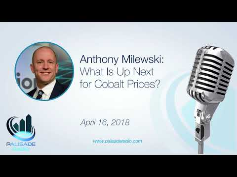 Anthony Milewski: What Is Up Next for Cobalt Prices?