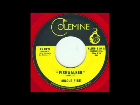 "Jungle Fire - ""Firewalker"" - Latin Funk 45"