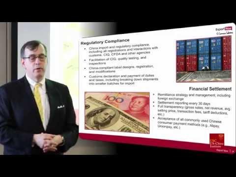 Frank Lavin Discusses China's E-Commerce Market