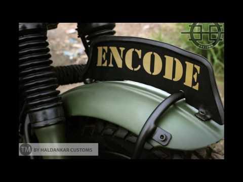 350CC.COM | Encode ~  Military Green Royal Enfield Classic