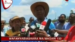 Wafanyabishara Wa Magari Waanza Kutekeleza Agizo La Makonda